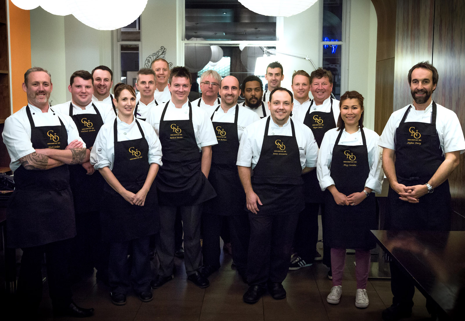 Read more about Chef's Night Out