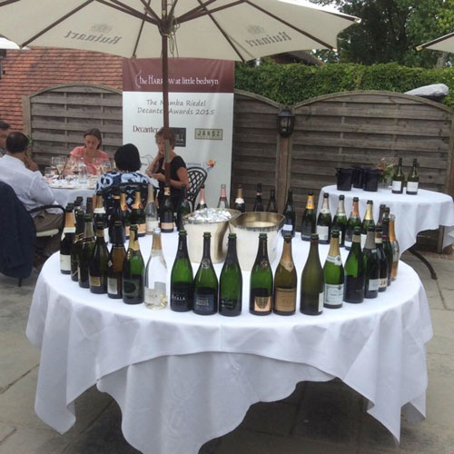Read more about The Little Bedwyn World Sparkling Wine Challenge